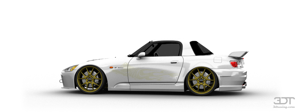Honda S2000 Coupe 2003 tuning