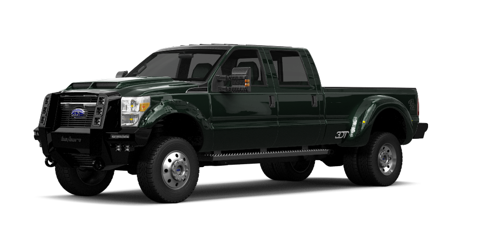 Ford F-350 SuperCab DRW Truck 2013 tuning