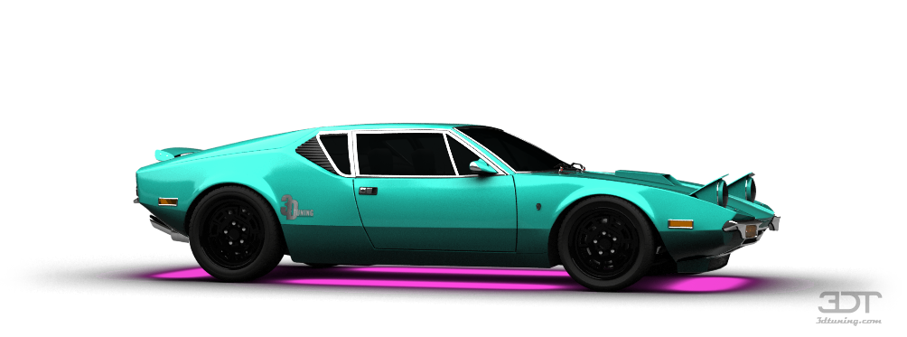 De Tomaso Pantera'71