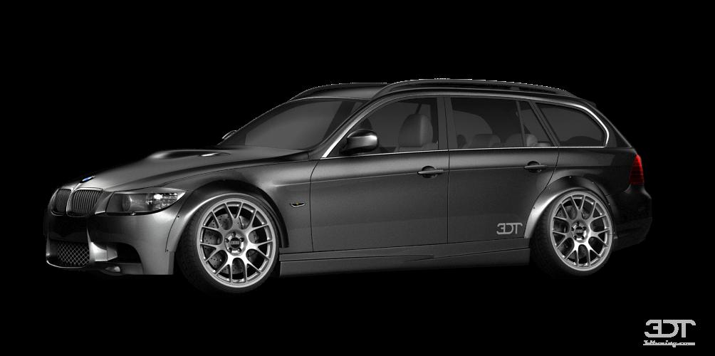 BMW 3 series Touring 2006 tuning