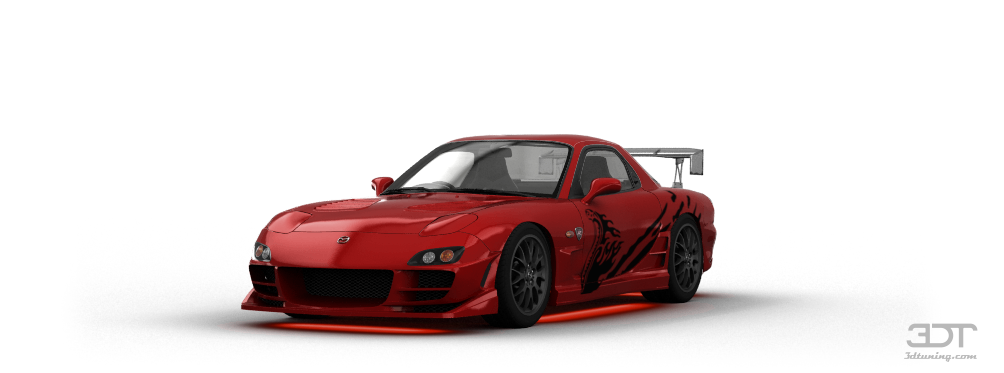 Mazda RX-7 Spirit R Type-A Coupe 2002 tuning