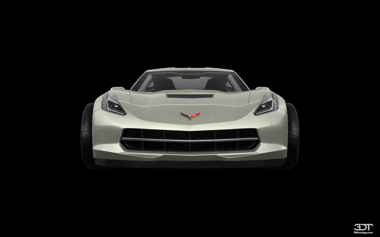 Chevrolet Corvette'18