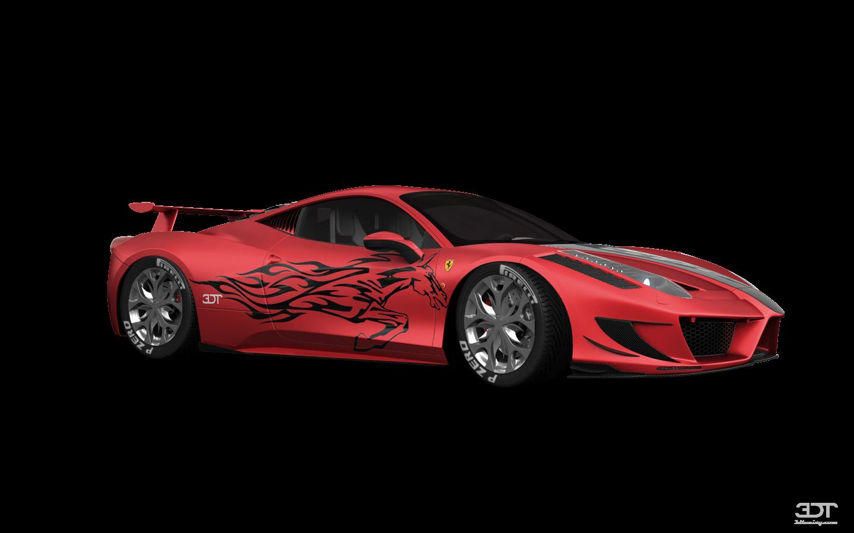 Ferrari 458 Italia'10