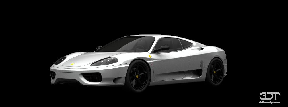 Ferrari 360 Modena Coupe 1999 tuning
