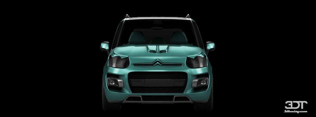 Citroen C3 Picasso (facelift)'13