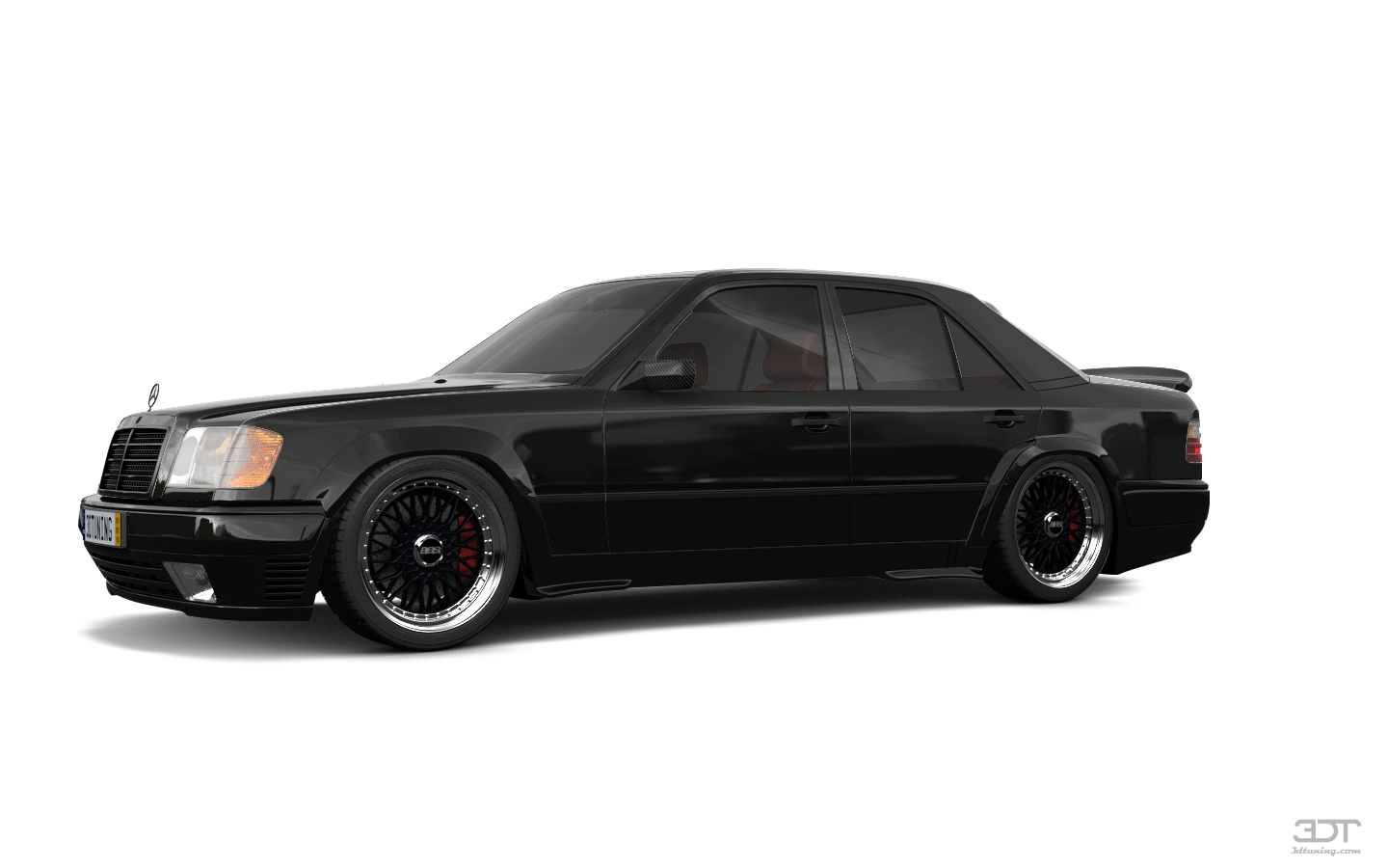 Mercedes E-Class Sedan 1984 tuning