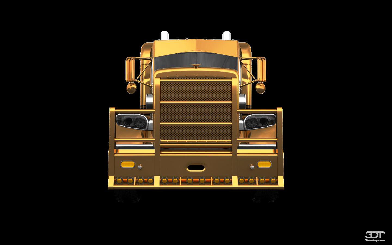 Peterbilt 389 Sleeper Cab'16
