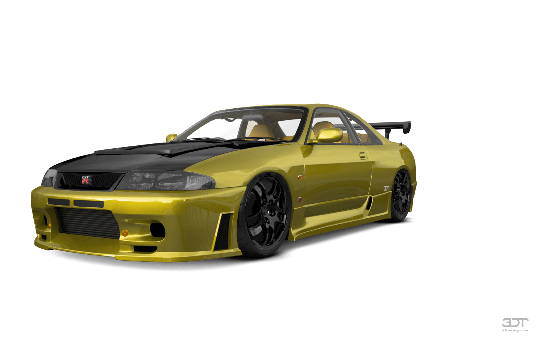 Nissan Skyline GT-R 2 Door Coupe 1995 tuning