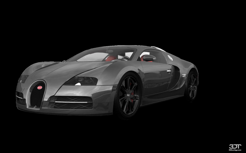 Bugatti Veyron 2 Door Coupe 2005 tuning