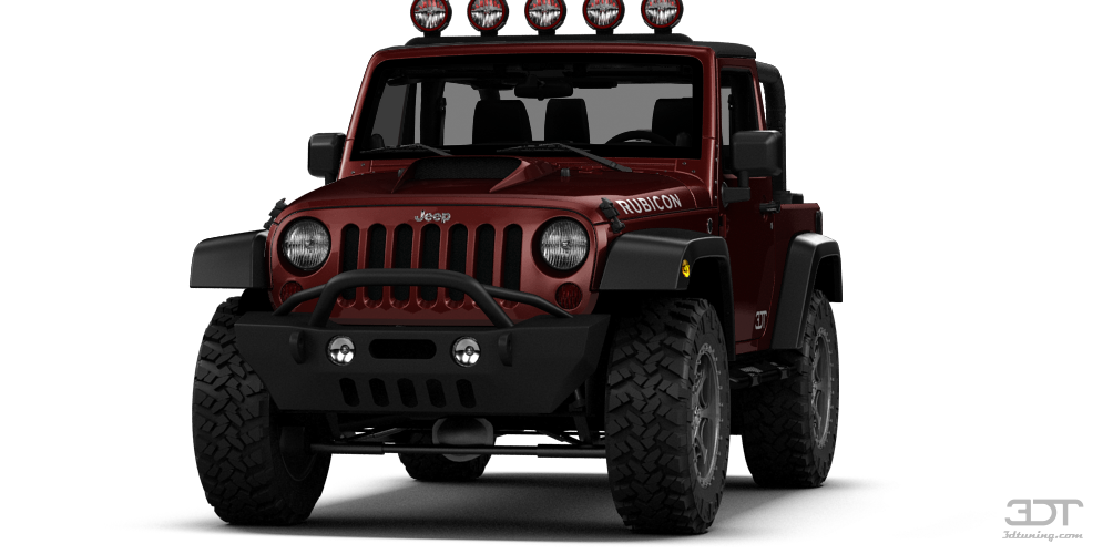 Jeep Wrangler Rubicon'13