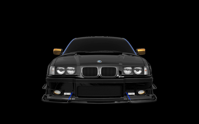 BMW 3 Series 2 Door Coupe 1993