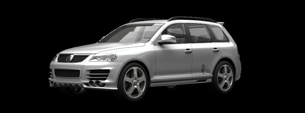 Volkswagen Touareg'02