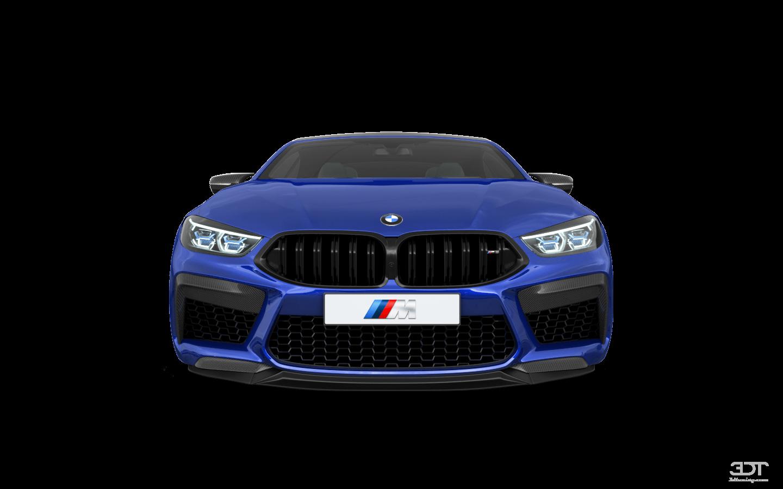 BMW 8 Series'18