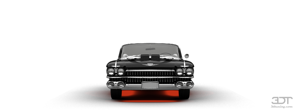 Cadillac Eldorado Convertible sedan 1959