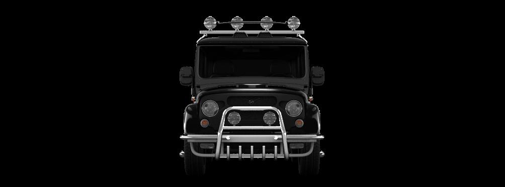 UAZ Hunter'12