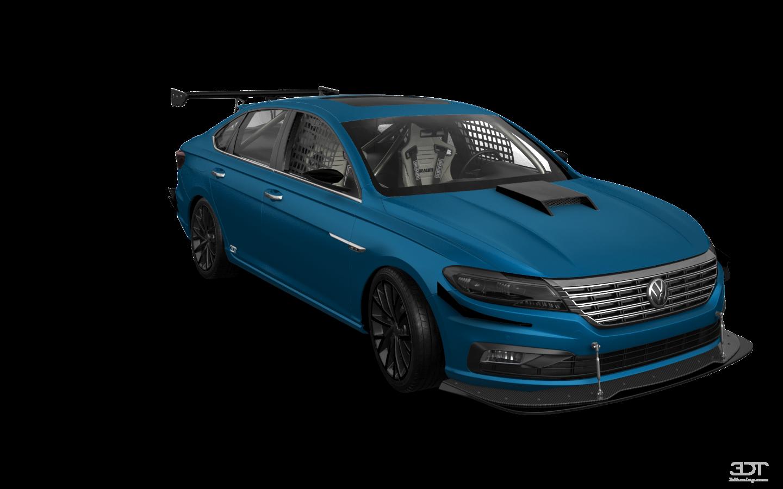 Volkswagen Lavida'18