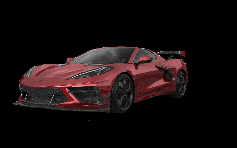 Chevrolet Corvette 2 door targa top 2020 tuning