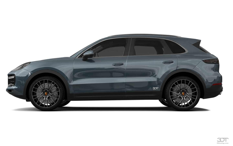 Porsche Cayenne Turbo'18