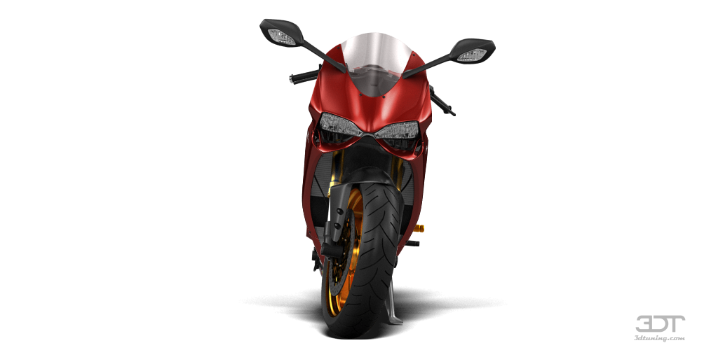 Ducati 899 Panigale'15 by 3D-Tuning-Croatia