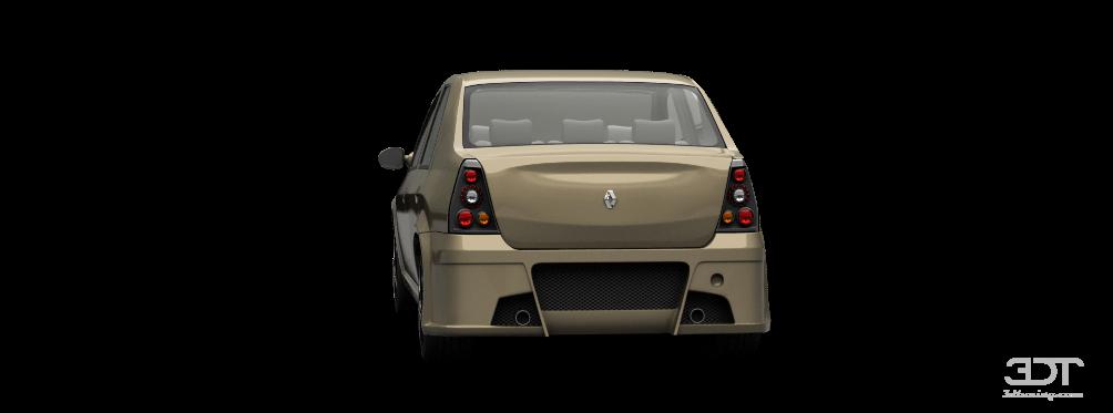 Renault Logan Sedan 2007 tuning