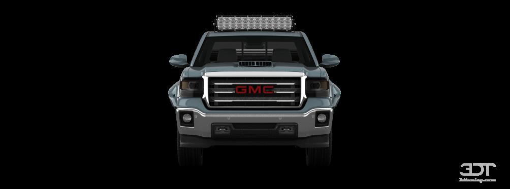 GMC Sierra Crew Cab'14