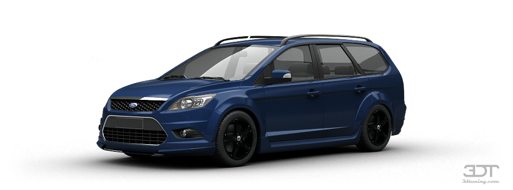 ford focus wagon 2009 tuning. Black Bedroom Furniture Sets. Home Design Ideas