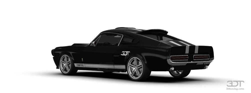 My Perfect Mustang Shelby Gt500 N R 3dtuning Probably