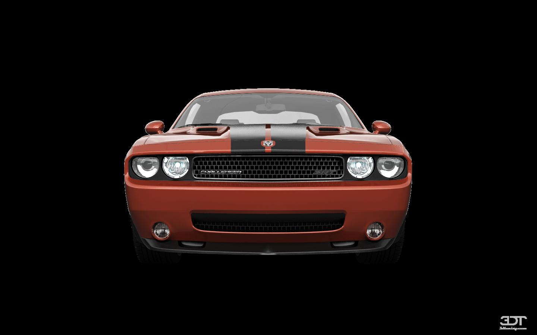 Dodge Challenger 2 Door Coupe 2008