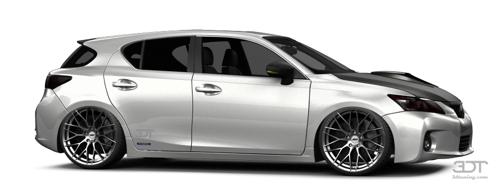 Lexus CT200h'11