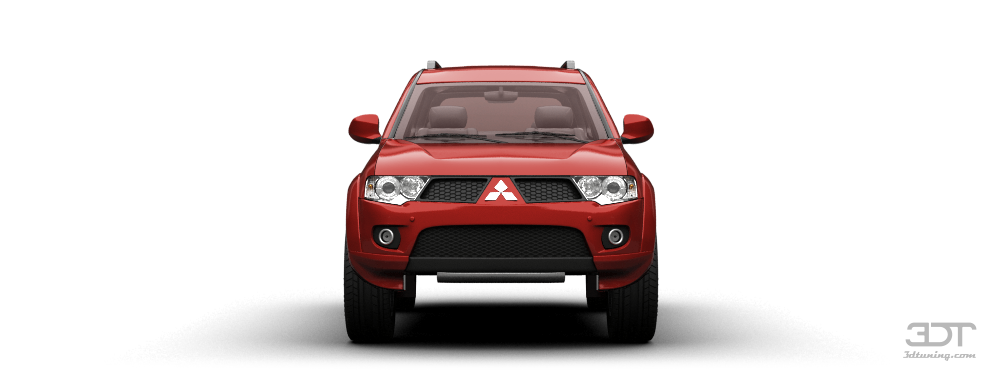 Mitsubishi Pajero Sport'09