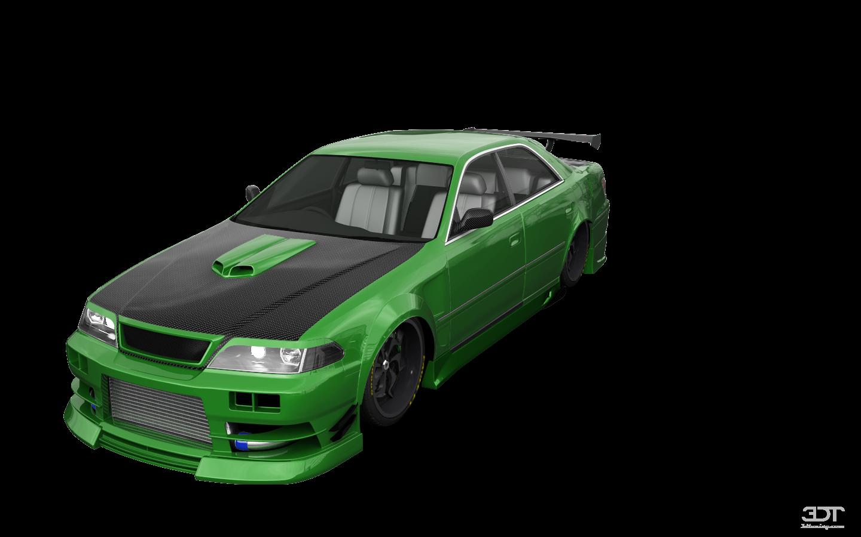 Toyota Mark II X100'99