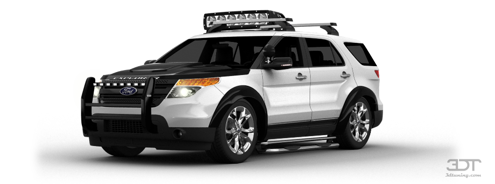 Online Car Parts >> Tuning Ford Explorer 2011 online, accessories and spare ...