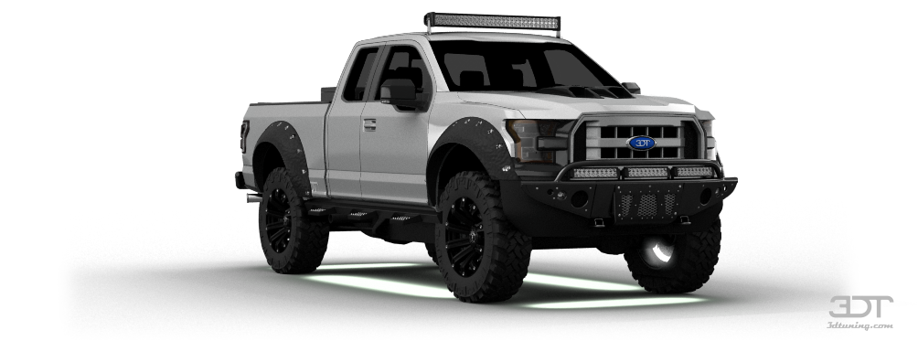 Ford F 150 SuperCab Truck 2015 Tuning
