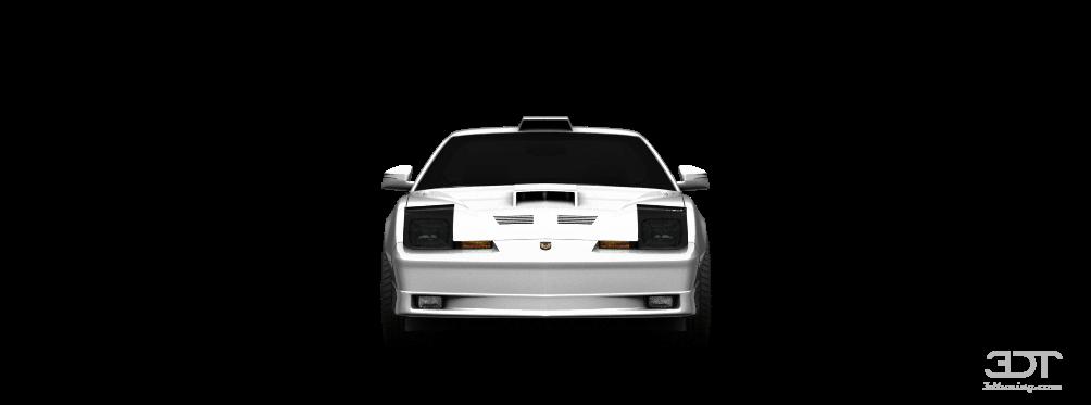 Pontiac Firebird Trans Am GTA'87