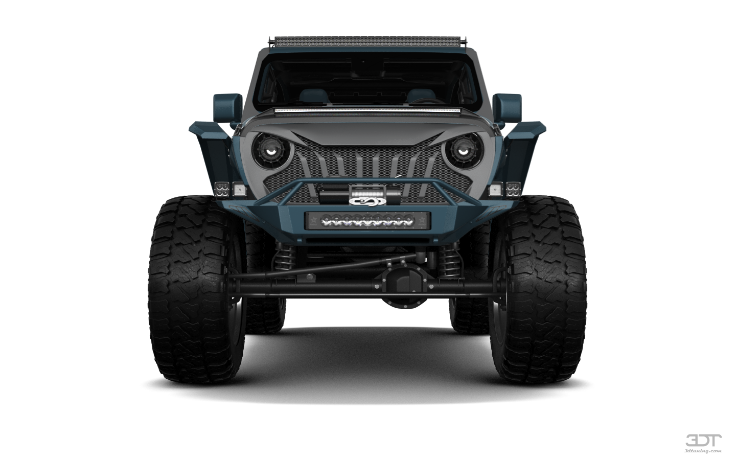 Jeep Wrangler Rubicon JL 4 Door SUV 2017