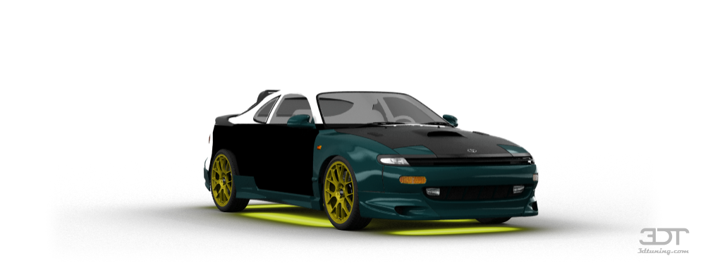 Toyota Celica GT-Four Coupe 1992 tuning