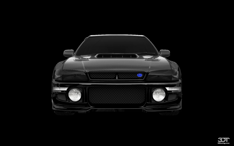 My Perfect Subaru Impreza Wrx Sti 22b