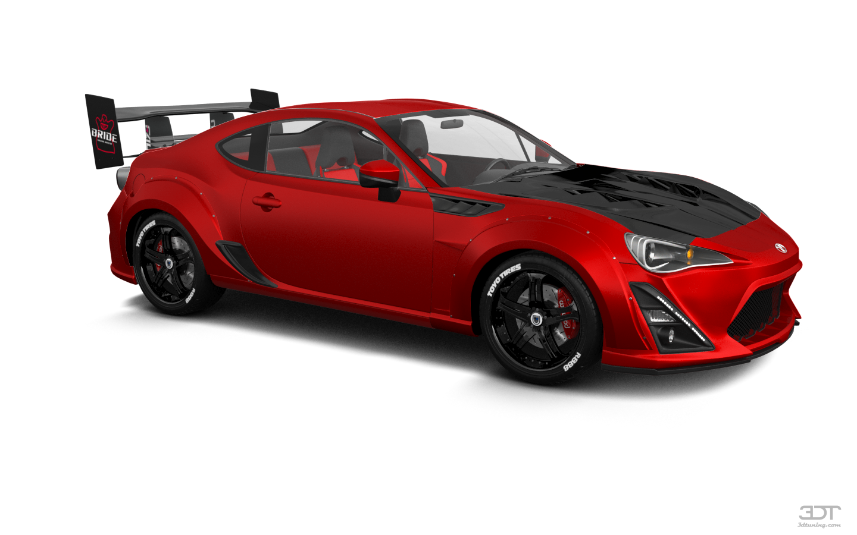 Toyota GT86 2 Door Coupe 2013 tuning