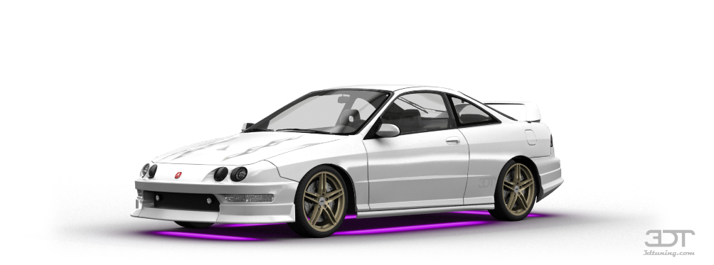 Acura Integra Type-R Coupe 2001 tuning