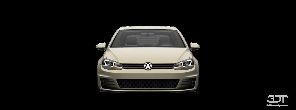 Volkswagen Golf 7 5door'13