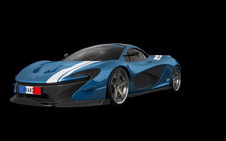 McLaren P1 2 Door Coupe 2013 tuning