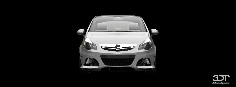 Opel Corsa D (facelift)'10