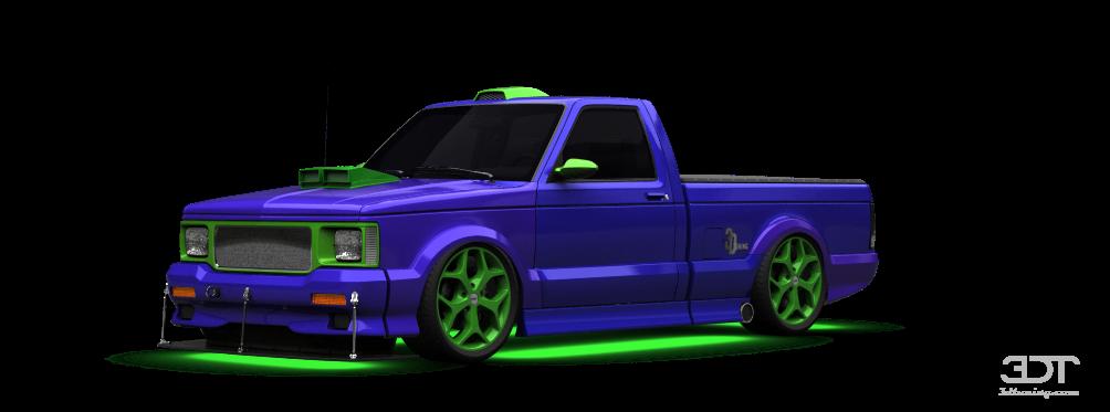GMC Syclone Pickup 1991 tuning