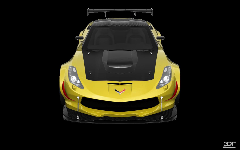Chevrolet Corvette C7'15