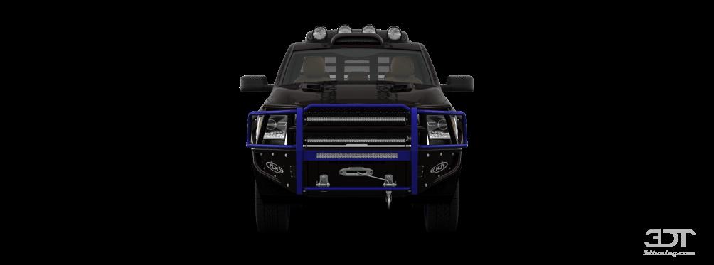 Dodge RAM 2500 Crew Cab'14