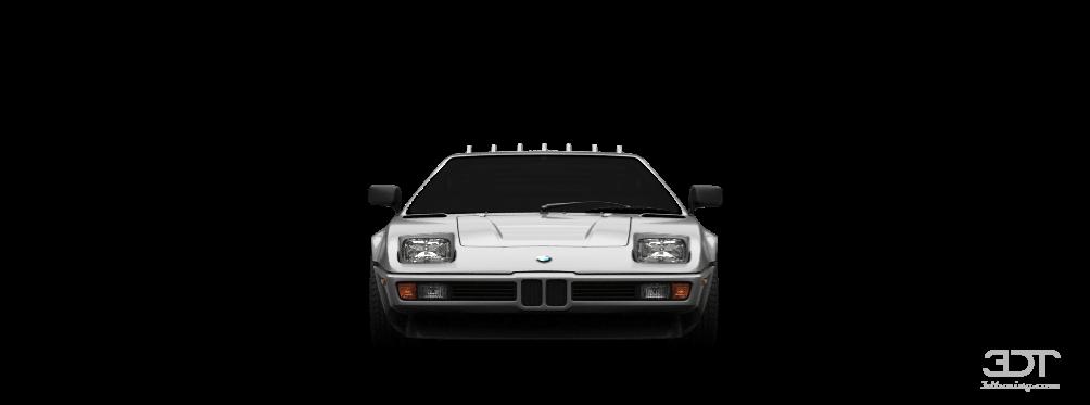 BMW M1'81