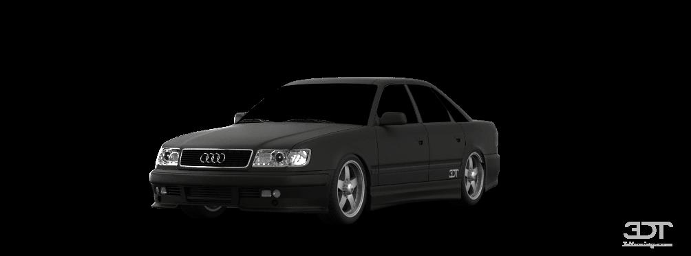 Audi 100 Sedan 1991 tuning