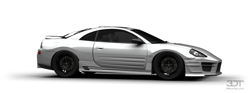 Mitsubishi Eclipse Coupe 2003 tuning