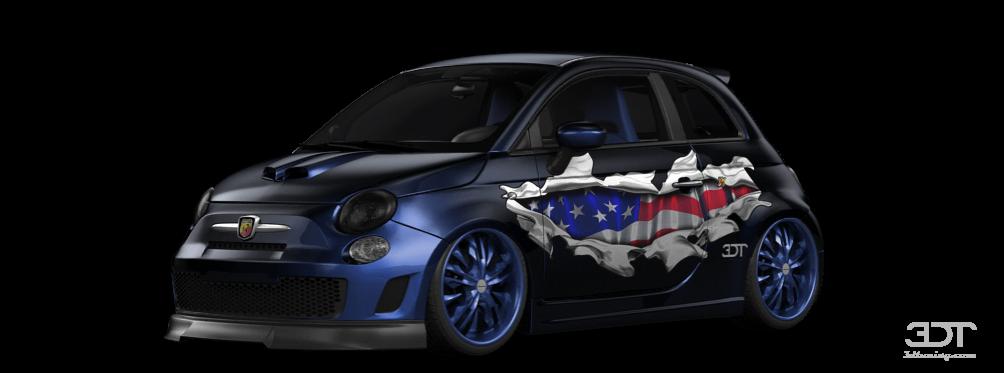 Fiat 500 Abarth'10