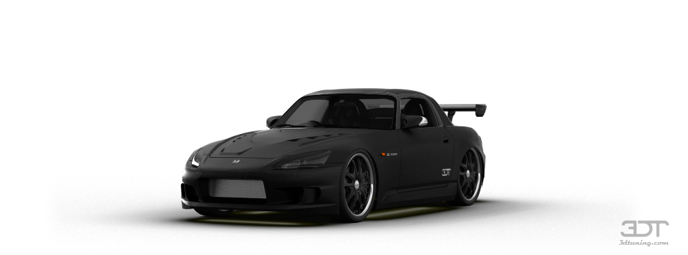 Honda S2000 Coupe 2003 tuning